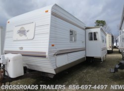 Used 2003  Sunline Solaris 317SR by Sunline from Crossroads Trailer Sales, Inc. in Newfield, NJ