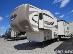 Used 2015  Forest River Cedar Creek Silverback 29RE by Forest River from Crossroads Trailer Sales, Inc. in Newfield, NJ