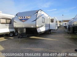 New 2018  Forest River Salem T27RLSS by Forest River from Crossroads Trailer Sales, Inc. in Newfield, NJ