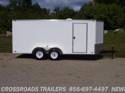 New 2017  Nexhaul  7x16 ENCLOSED CARGO TRAILER by Nexhaul from Crossroads Trailer Sales, Inc. in Newfield, NJ