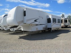 Used 2007  K-Z Sportsmen 3555 by K-Z from Crossroads Trailer Sales, Inc. in Newfield, NJ