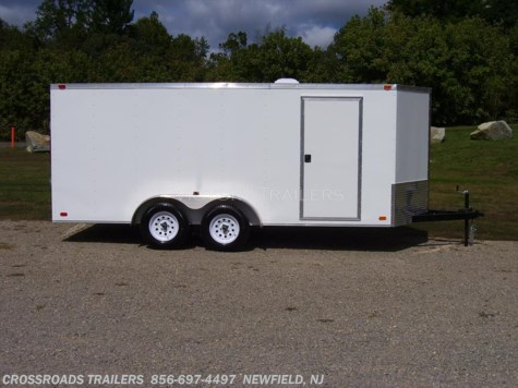 2017 Nexhaul 7x14 ENCLOSED CARGO TRAILER
