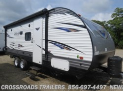 New 2018  Forest River Salem Cruise Lite 230BHXL by Forest River from Crossroads Trailer Sales, Inc. in Newfield, NJ