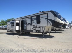 New 2018  Forest River Sierra 372LOK by Forest River from Crossroads Trailer Sales, Inc. in Newfield, NJ