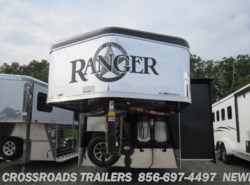 New 2018  Bison Ranger 8311 3 HORSE LIVING QUARTER by Bison from Crossroads Trailer Sales, Inc. in Newfield, NJ