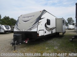 New 2018  Keystone Passport Ultra Lite Grand Touring 2900RK by Keystone from Crossroads Trailer Sales, Inc. in Newfield, NJ