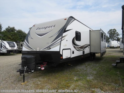 2018 Keystone Passport Ultra Lite Grand Touring 2900RK