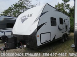 New 2018  Dutchmen Kodiak 201QB by Dutchmen from Crossroads Trailer Sales, Inc. in Newfield, NJ