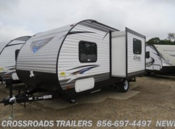 New 2018  Forest River Salem Cruise Lite 200RK by Forest River from Crossroads Trailer Sales, Inc. in Newfield, NJ