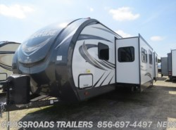 New 2018  Forest River Salem Hemisphere Lite 312QBUD by Forest River from Crossroads Trailer Sales, Inc. in Newfield, NJ
