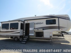 New 2018  Forest River Cedar Creek 34RL2 by Forest River from Crossroads Trailer Sales, Inc. in Newfield, NJ