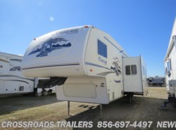 Used 2004  Keystone Cougar 314BH by Keystone from Crossroads Trailer Sales, Inc. in Newfield, NJ