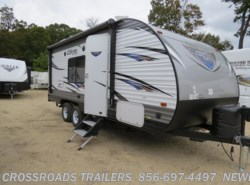 New 2018  Forest River Salem Cruise Lite T201BHXL by Forest River from Crossroads Trailer Sales, Inc. in Newfield, NJ