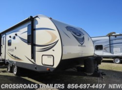 Used 2016  Forest River Salem Hemisphere Lite 23RB by Forest River from Crossroads Trailer Sales, Inc. in Newfield, NJ
