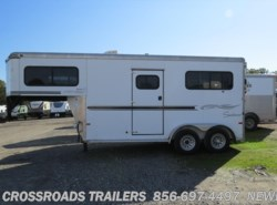 Used 2005  Sundowner SunLite 2H WARMBLOOD W/DR by Sundowner from Crossroads Trailer Sales, Inc. in Newfield, NJ