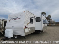 Used 2011  Keystone Springdale Summerland 2670BH by Keystone from Crossroads Trailer Sales, Inc. in Newfield, NJ