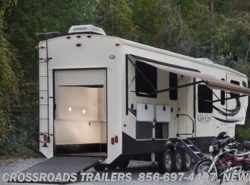 New 2018  Forest River Cedar Creek Silverback 37RTH by Forest River from Crossroads Trailer Sales, Inc. in Newfield, NJ