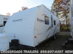 Used 2008  Keystone Passport 255BH by Keystone from Crossroads Trailer Sales, Inc. in Newfield, NJ
