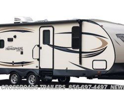 New 2018  Forest River Salem Hemisphere Lite 26RLHL by Forest River from Crossroads Trailer Sales, Inc. in Newfield, NJ