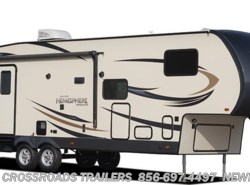 New 2018  Forest River Salem Hemisphere Lite 25RKHL by Forest River from Crossroads Trailer Sales, Inc. in Newfield, NJ
