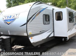 New 2018  Forest River Salem T27DBK by Forest River from Crossroads Trailer Sales, Inc. in Newfield, NJ