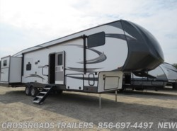 New 2018  Forest River Salem Hemisphere Lite 356QB by Forest River from Crossroads Trailer Sales, Inc. in Newfield, NJ
