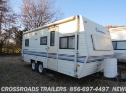 Used 1990  Coachmen Catalina 210MB by Coachmen from Crossroads Trailer Sales, Inc. in Newfield, NJ