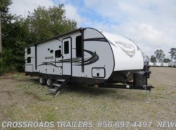 New 2018  Forest River Salem Hemisphere Lite 29BHHL by Forest River from Crossroads Trailer Sales, Inc. in Newfield, NJ