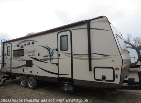 2013 Forest River Flagstaff Super Lite/Classic 26RLWS