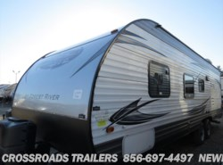 Used 2016  Forest River Salem Cruise Lite 261BHXL by Forest River from Crossroads Trailer Sales, Inc. in Newfield, NJ