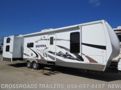 Used 2010  Forest River Sierra 303BH by Forest River from Crossroads Trailer Sales, Inc. in Newfield, NJ