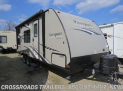 Used 2016  Keystone Passport Ultra Lite Express 238ML by Keystone from Crossroads Trailer Sales, Inc. in Newfield, NJ