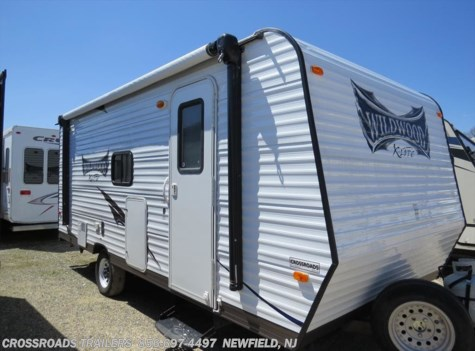 2015 Forest River Wildwood X-Lite 174BH