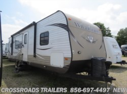 Used 2014  Forest River Wildwood 27RKSS by Forest River from Crossroads Trailer Sales, Inc. in Newfield, NJ