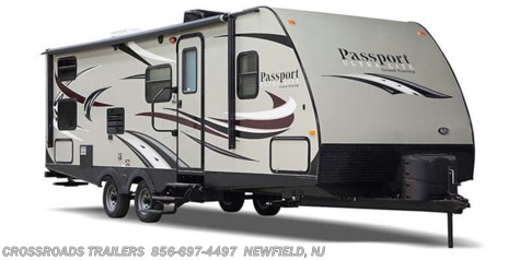2019 Keystone Passport Ultra Lite Grand Touring 2670BH