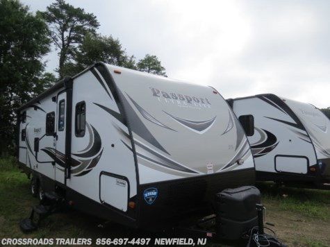 2019 Keystone Passport Grand Touring 2670BH GT