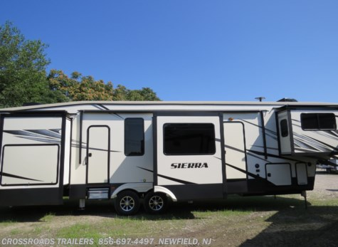2019 Forest River Sierra 379FLOK