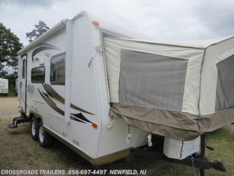 2012 Forest River Rockwood Roo 19
