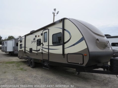 2017 Forest River Surveyor 295QBLE