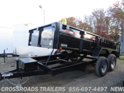 2019 Homesteader Dump Trailers 7X12  HX