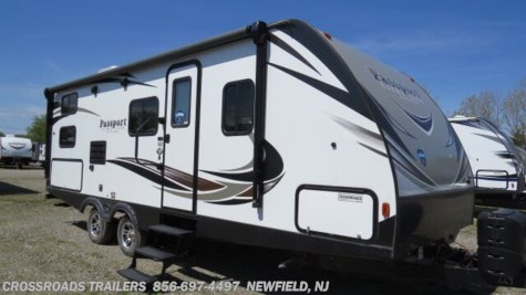 2019 Keystone Passport Grand Touring 2400BH GT