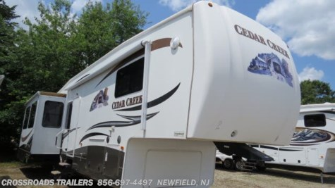 2012 Forest River Cedar Creek 36CKTS