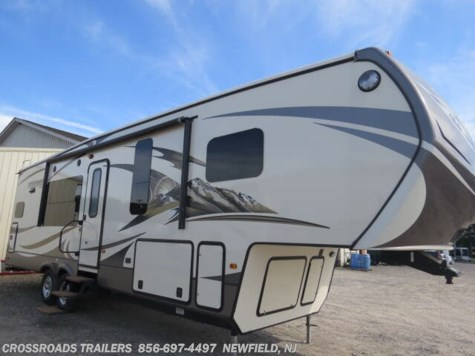 2014 Keystone Mountaineer 295RKD