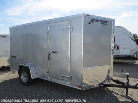 2019 Homesteader Intrepid 6X12 ENCLOSED CARGO TRAILER