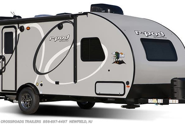 2021 Forest River R-Pod RP-195 available in Newfield, NJ