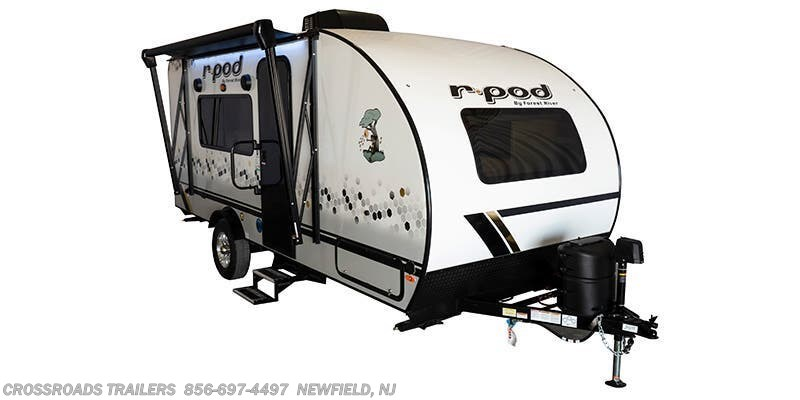 2021 Forest River R-Pod RP-195 - Stock #26262