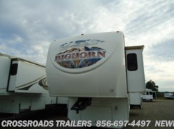 Used 2009  Heartland RV Bighorn 3370RL by Heartland RV from Crossroads Trailer Sales, Inc. in Newfield, NJ