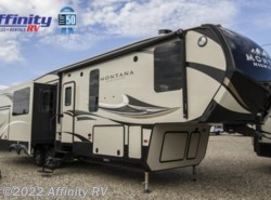 New 2018  Keystone Montana 344RL by Keystone from Affinity RV in Prescott, AZ