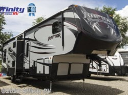 Used 2015  Keystone Raptor 332TS by Keystone from Affinity RV in Prescott, AZ