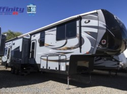 Used 2016  Heartland RV Cyclone 4100
